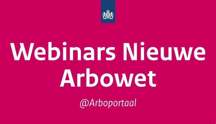 Terugkijken Webinars Over Het Basiscontract En Stappenplan Arbozorg